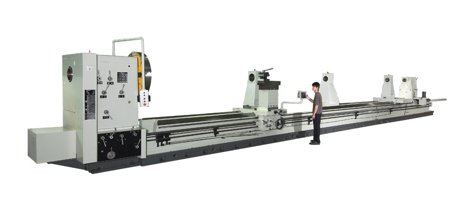 Conventional Manual Lathe DY-1600G~2000G (BED 888MM)