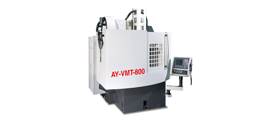 Vertical Milling & Turning Machine Center AY-VMT-600~800