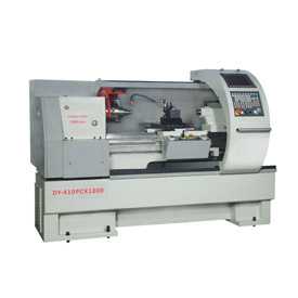 PC based Lathes DY-410~510PC (BED 305/330MM)