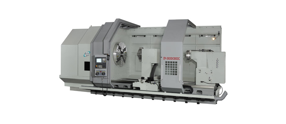 CNC Lathes DY-2400C~2700C (BED 1400MM)